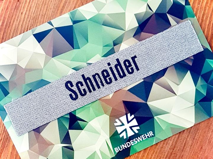 Bundeswehr Infopost an Minderjährige (c) Janine Schneider